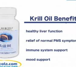 Facts Like Krill Oil