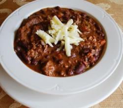 Lamb And Red Bean Stew