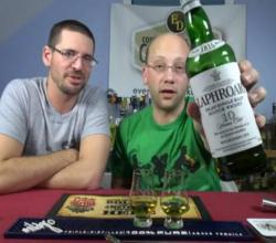Laphroaig 10 Year Scotch Tasting Review