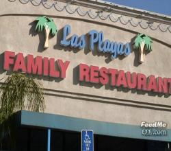 Las Playas Family Restaurant #2 Fontana