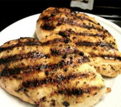 Nyonya Style Grilled Lemon Chicken