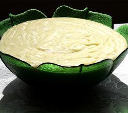 Low-Fat Lemon Cream