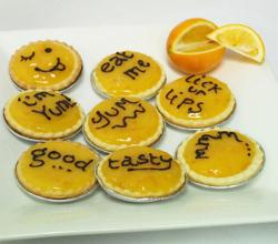 Mrs. Wintle's  Lemon Curd Tarts