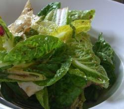 Lettuce Wedges With Zesty Dressing