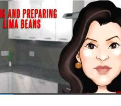 Using and Preparing Lima Beans