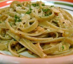 Linguine In Clam Sauce