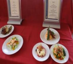 Military Chef News - Marines and Civilians Compete in Chef of the Quarter at Camp Pendleton, Calif