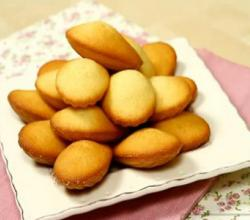 Madeleines - French