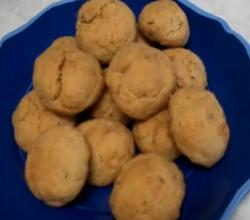 Makhania Biscuits - Namkeen or Khari or Butter Biscuits
