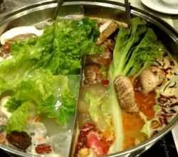 Peking Lamb Hotpot