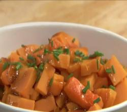 Maple Glazed Butternut Squash HD