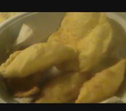 Cheese Onion Empanadas and Tortillas