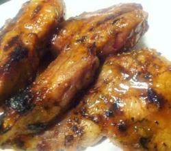 Marinated Barbecued Lamb Chops