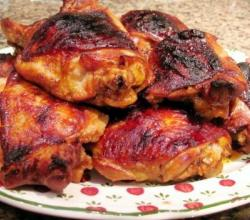 Marinated Red Currant Chicken