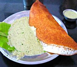 Onion Dosa - Shorter version