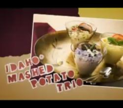 Mashed Potato Triple Delight