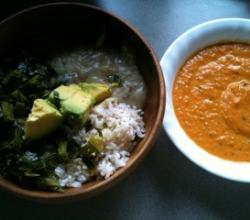 Dhal with Nori