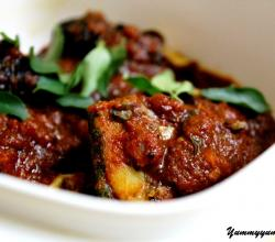 Meen Mulakittathu (Kerala Style Fish in Red Gravy)