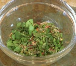 Mexican Seasoning Mix with Cilantro 