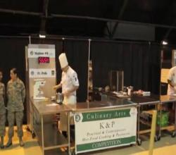 Military Chef News - 37th Annual Military Culinary Arts Competition