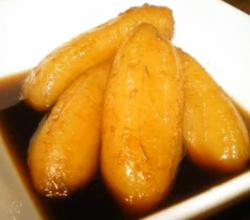 Filipino Minatamis Na Saging