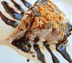 Mocha Crunch Ice Cream Pie