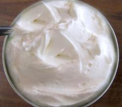 Mock Devonshire Cream