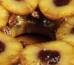 Modern Upside Down Pineapple Cake