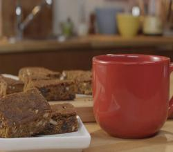 Molasses Date 'n' Nut Bars