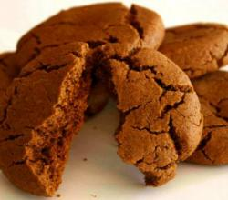 German Molasses Cookies