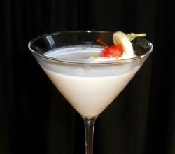 The Loove Monkey Martini