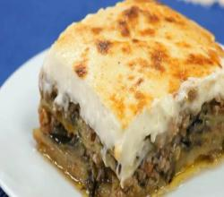 Moussaka - Greek