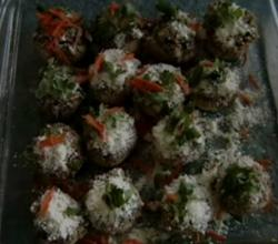 Baked Stuffed Mushrooms