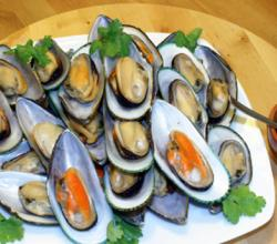 Mussels In Lemon & Butter Dipping