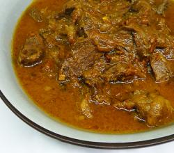 Mutton A L'Indienne