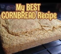 My Best Cornbread With Something I've Never Read About