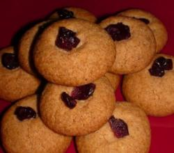 Nankhatai - Eggless Almond Cookie