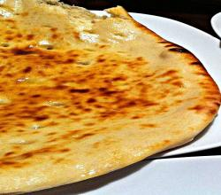 Egg-less Naan