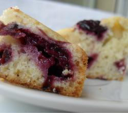 Nana's Easy Cherry Cake