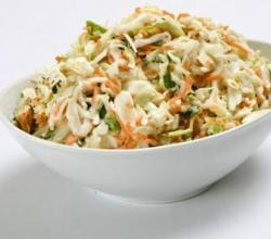 Napa Coleslaw With Dill