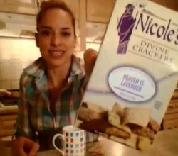 Nicole's Divine Crackers Heaven is Lavender: What I Say About Food
