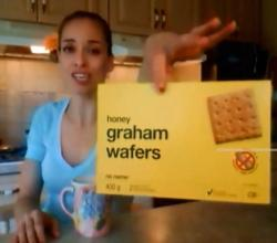 No Name Honey Graham Wafers: What I Say About Food