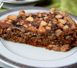 Nut-Filled Torte