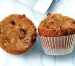 Oatmeal 'N' Raisin Muffins