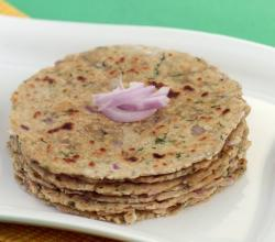 Oats Roti by Tarla Dalal