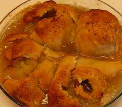 Quick Old Fashioned Apple Dumplings