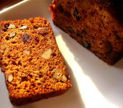 Old Fashioned Date and Nut Bread