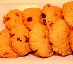 Old Fashioned Raisin cookies