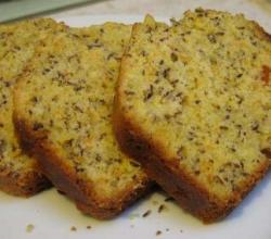 Old Fashioned Seed Cake
