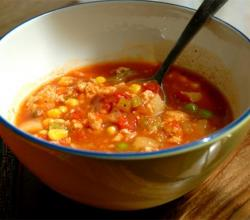 Old Fashioned Vegetable Soup